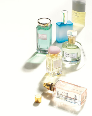 6 Summer Fragrances That Are Eau So Pretty for a Bride