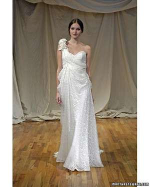 Elizabeth Fillmore, Spring 2008 Bridal Collection