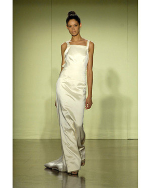Vera Wang, Spring 2008 Bridal Collection