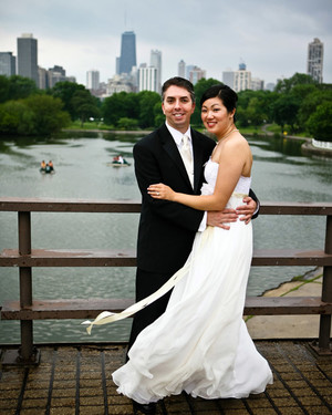 A Traditional Wedding in Chicago, Illinois