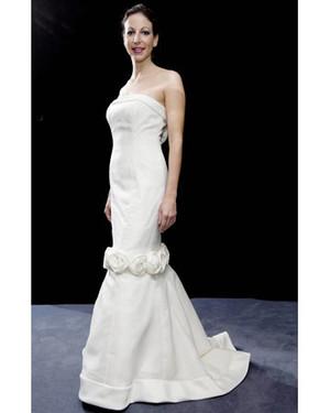 Paula Varsolona, Fall 2008 Bridal Collection