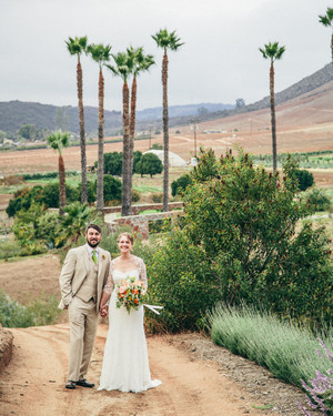 A Vibrant Vintage Farm Destination Wedding in California