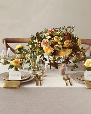 Earthy Wedding Flower Ideas