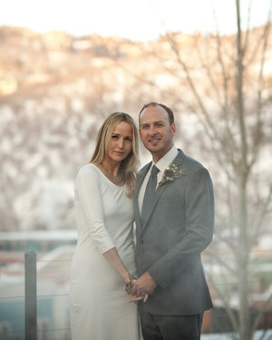 An Intimate Winter Destination Wedding in Park City, Utah