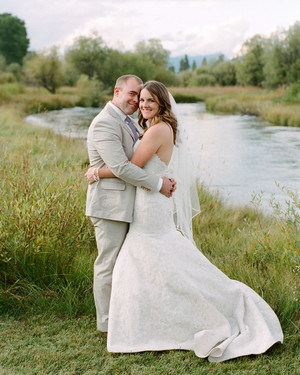 A Rustic DIY Wedding on a Ranch in Oregon