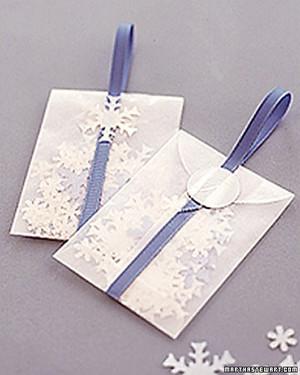 White Winter Weddings