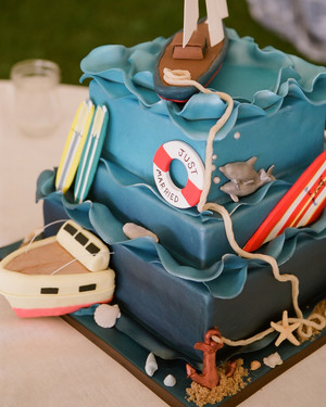 18 Unique Groom's Cake Ideas