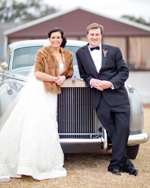 A Formal Rustic Wedding in Georgia