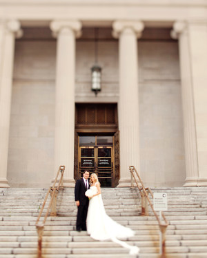 A Formal Pink Wedding in Chicago, Illinois