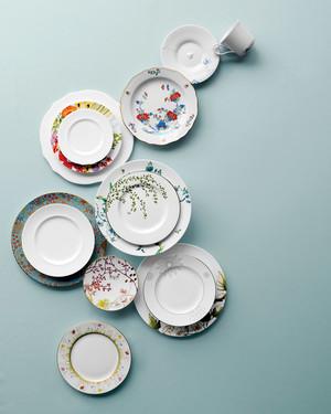 Garden-to-Table Floral Bridal Registry Ideas
