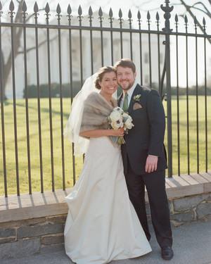 A Classic Winter Wedding in Washington, D.C.