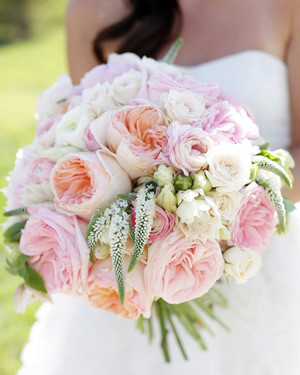 Our Favorite Rose Wedding Bouquets
