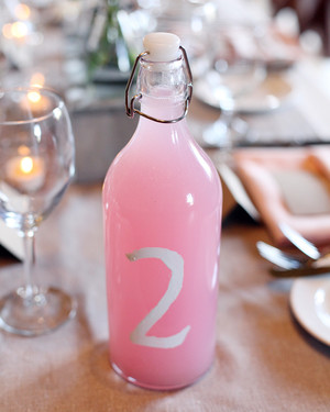 Real Weddings with Pink Ideas