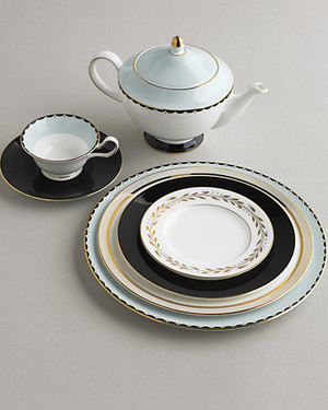 Inspiration and Tips to Mix-and-Match Your China Like a Pro