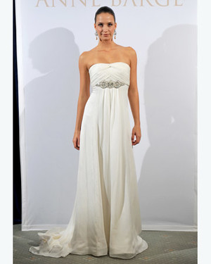 Grecian Style Gown Trends from the Spring 2010 Collections