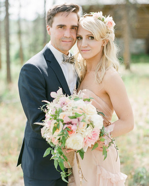 A Rustic Outdoor Destination Wedding in Colorado