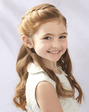 Flower Girl Hairstyles That Are Cute and Comfy