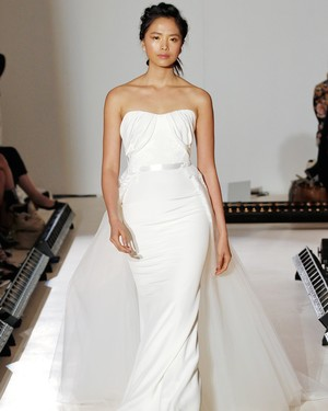 Jim Hjelm Spring 2017 Wedding Dress Collection