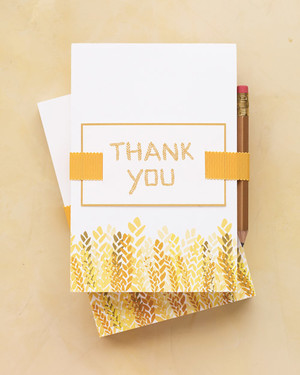 9 Tips for Writing Thank-You Notes for Wedding Gifts