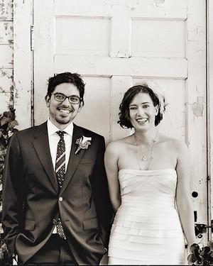 A Down-Home Destination Wedding in Texas