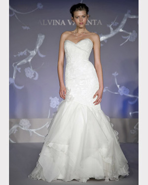 Alvina Valenta, Fall 2011 Collection