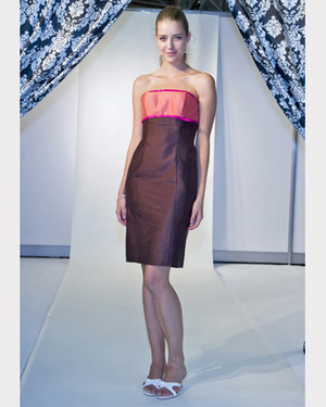 The Steven Birnbaum, Fall 2011 Bridesmaid Collection
