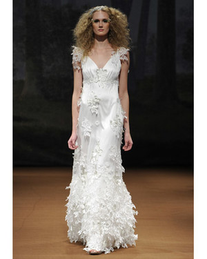 Claire Pettibone, Fall 2011 Collection