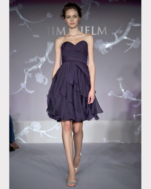 Jim Hjelm, Fall 2011 Bridesmaid Collection