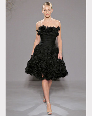 Romona Keveza Couture, Fall 2011 Bridesmaid Collection