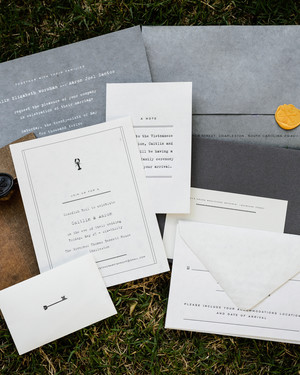 74 Modern Wedding Invitations