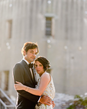 A Formal Retro Destination Wedding in Charleston