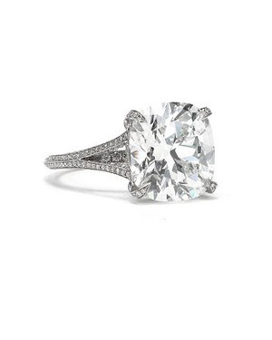 Diamond Engagement Rings in All Shapes and Sizes