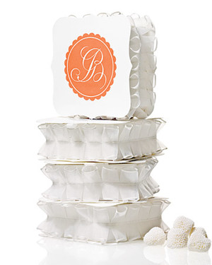 Favors with Monograms