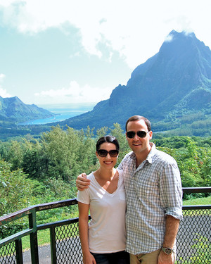 Honeymoon Diary: Bora Bora and Moorea