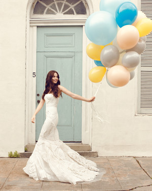 Stunning Designer Wedding Dresses