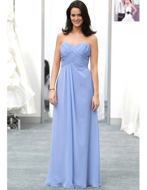 Val Stefani, Spring 2012 Bridesmaid Collection