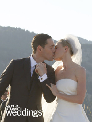 Behind the Scenes: Kate Bosworth and Michael Polish's Wedding