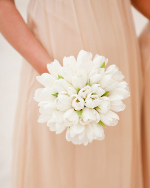 Tulip Wedding Bouquets