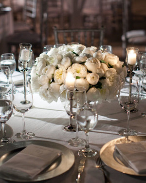 The Prettiest Peony Wedding Centerpieces