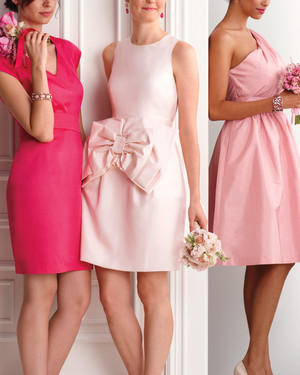 13 Pink Wedding Palette Ideas