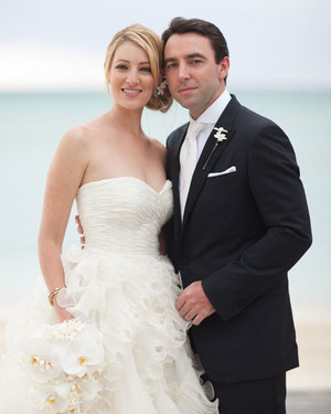 A Formal Destination Wedding on the Beach in Turks and Caicos