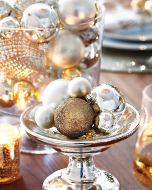 Glam Silver-and-Gold Registry Finds