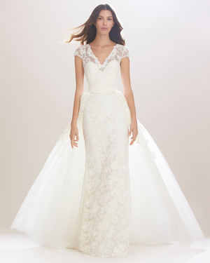 Carolina Herrera Fall 2016 Wedding Dress Collection