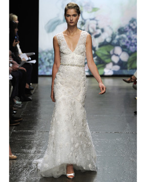 Glamorous Old Hollywood-Style Wedding Dresses, Fall 2012 Bridal Fashion Week