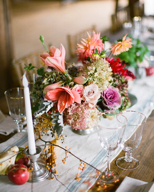 27 Rustic Fall Wedding Centerpieces