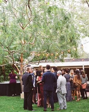 Wedding Cocktail Hour Ideas