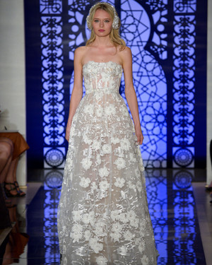 Reem Acra Fall 2016 Wedding Dress Collection