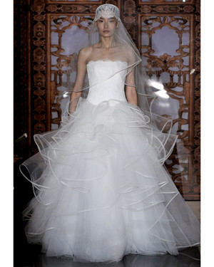 Ball Gown Wedding Dresses, Fall 2013