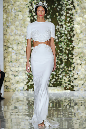 Best Wedding Dresses From the Fall 2015 Bridal Shows
