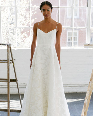 Lela Rose Spring 2017 Wedding Dress Collection